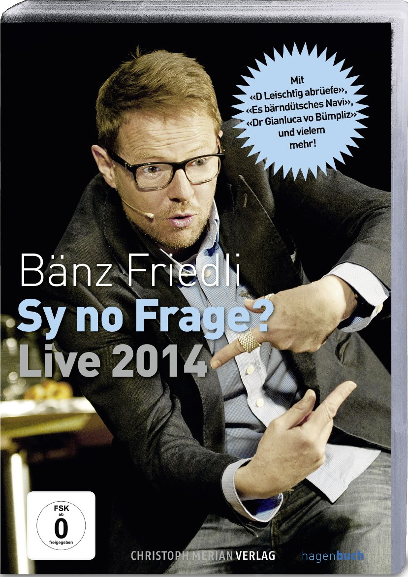 DVD: Sy no Frage?